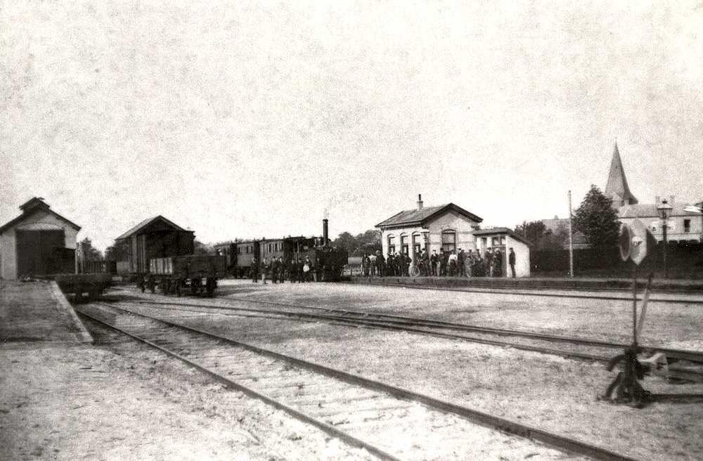 Afbeeldingsresultaat voor station Denekamp