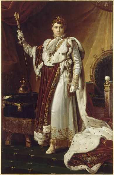 Napoleon Bonaparte - Entoen.nu