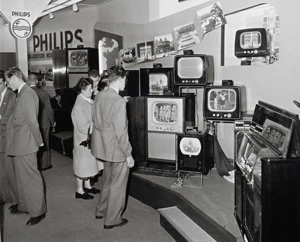 De televisie for Van de tv