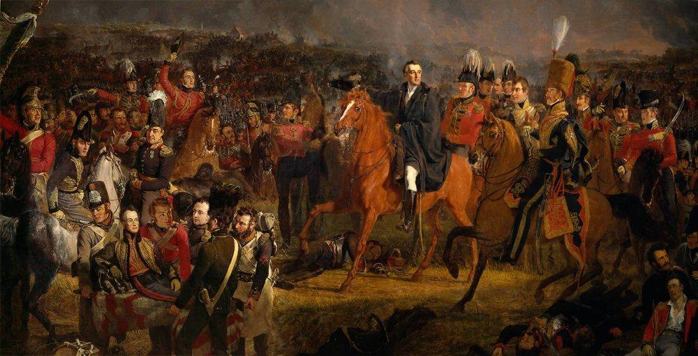 wiki Slag bij Waterloo