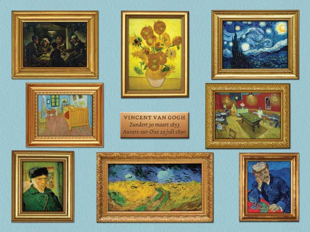 Vincent van Gogh - Entoen.nu